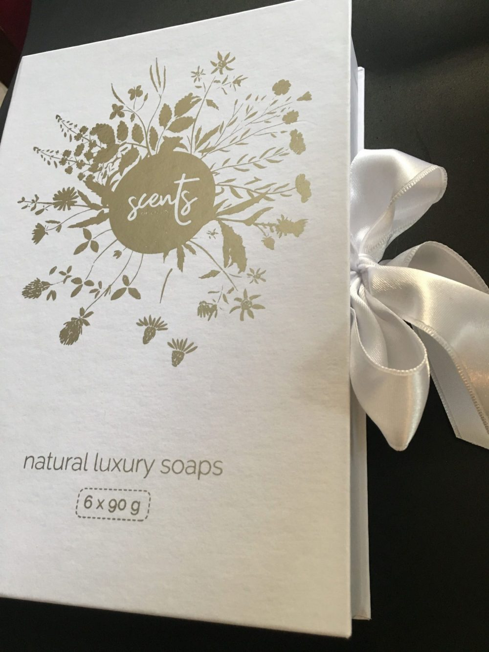 LUXURY SOAP BOX