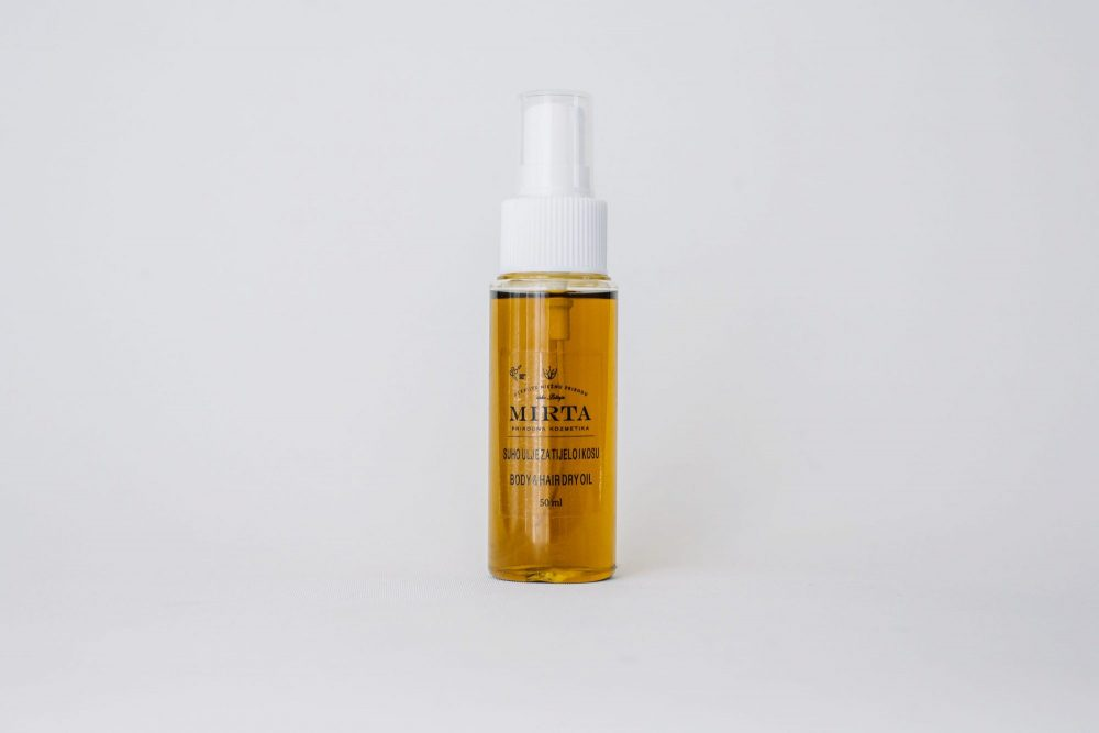 HAIR & BODY DRY OIL 50 ml
